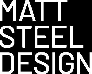 Matt Steel Design Logo
