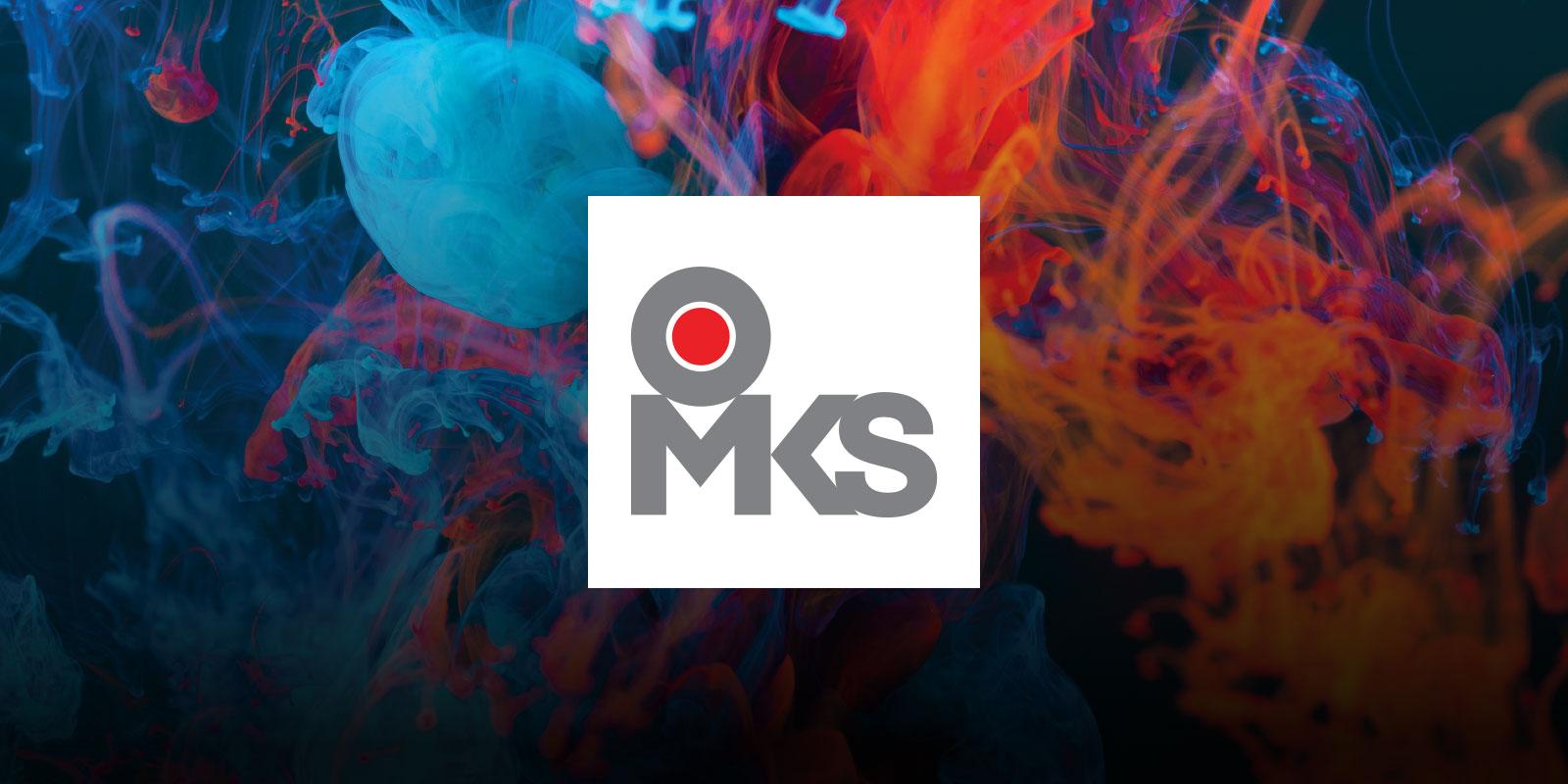 OMKS brand design colour smoke