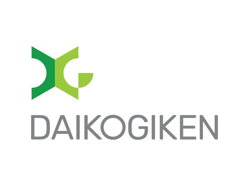 daikogiken logo design