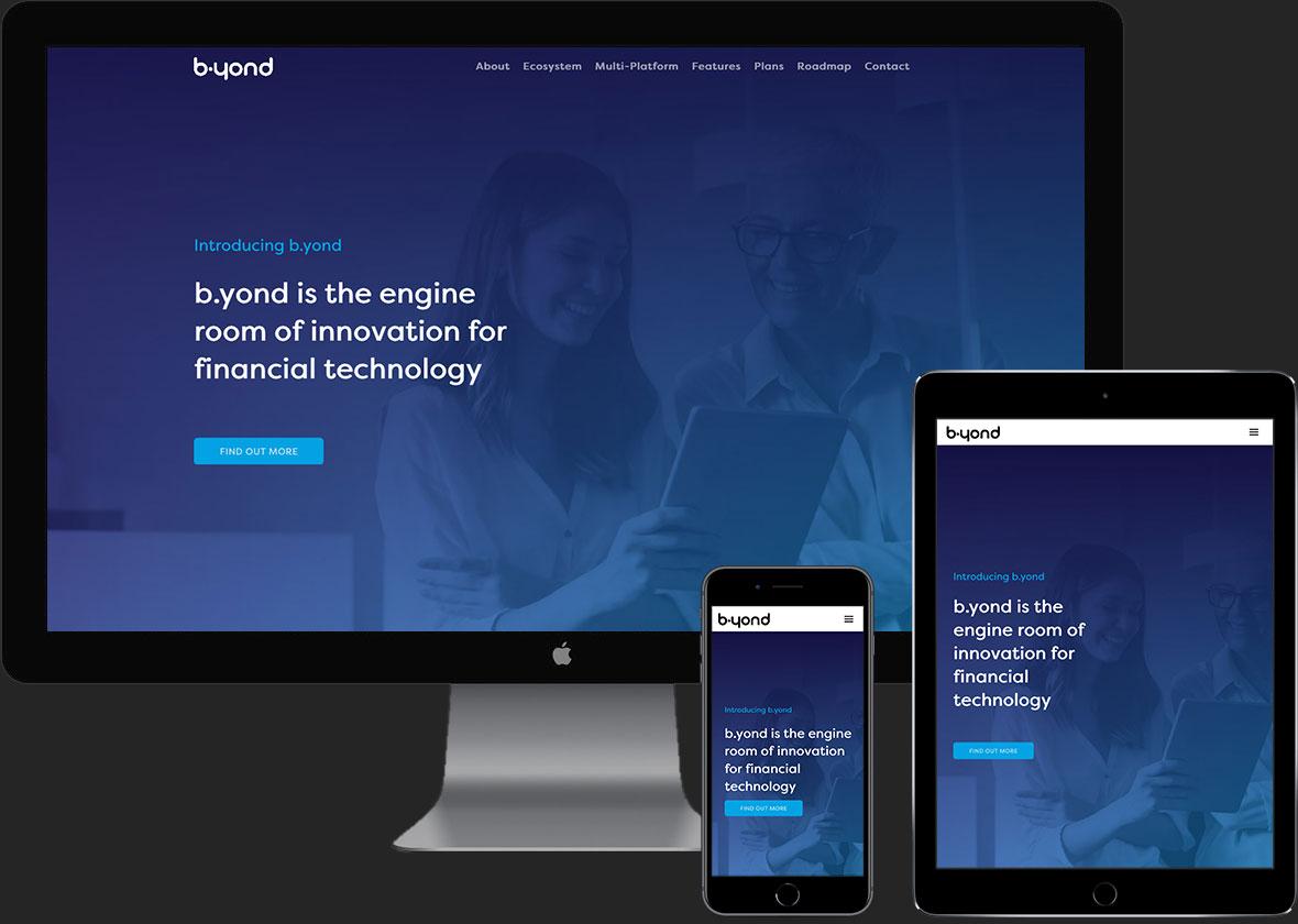 b.yond web design