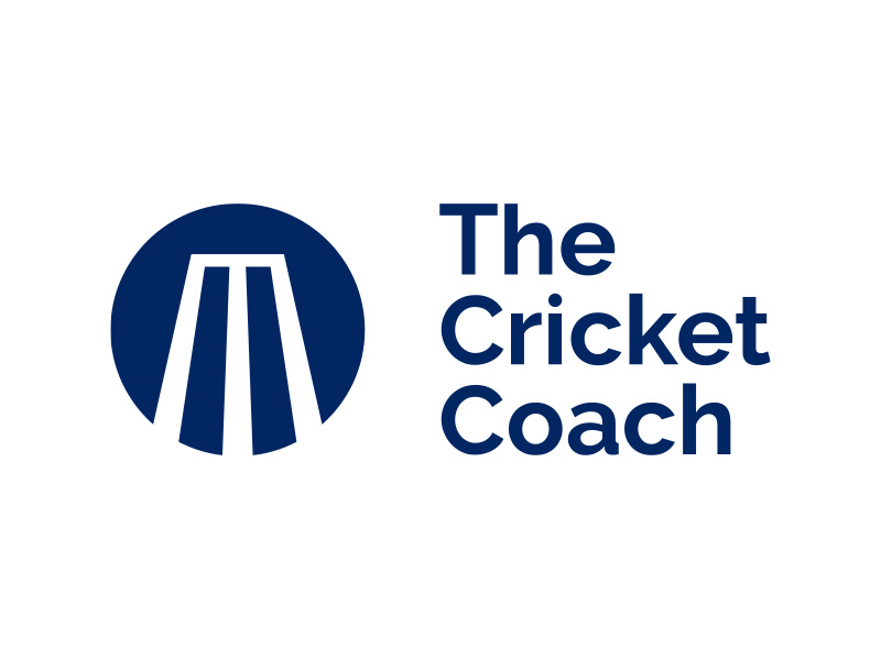 The Cricket Coach Logo