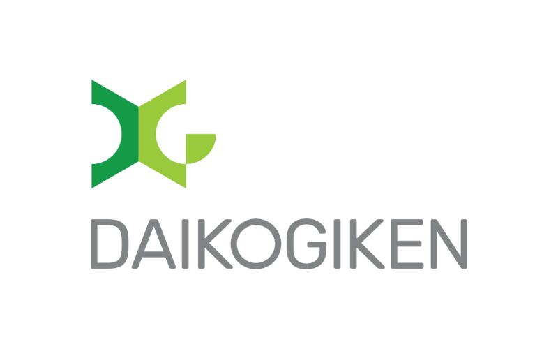 daikogiken kyoto logo design